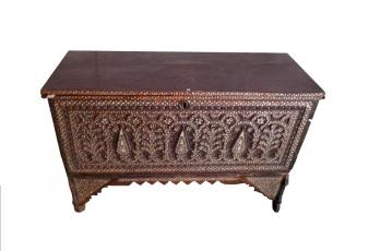 Syrian trunk from Damas, XVIIIth