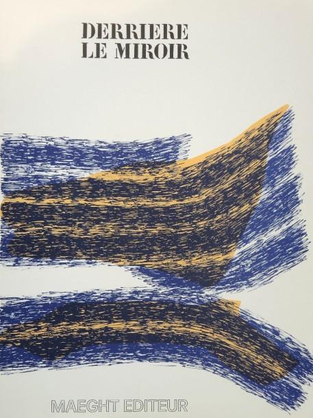 Revue derri re le miroir ann e 1971 complete livres for Maeght derriere le miroir