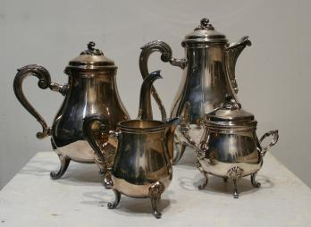 CHRISTOFLE - Tea and coffee service