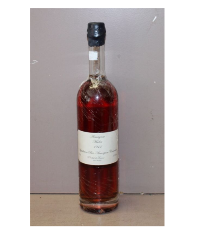 Exceptionnelle bouteille (70cl) Armagnac 1962 #Domaine Mader 2