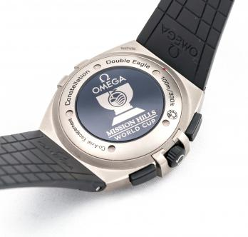 OMEGA - Montre Constellation Mission Hills World Cup 2