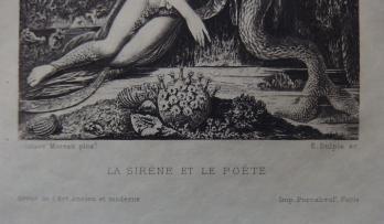 Gustave MOREAU 1826 1898