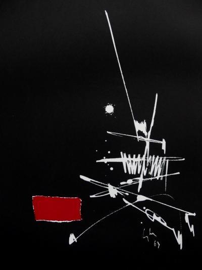 b898cda0135 Georges MATHIEU - Musée d Art Moderne 1963