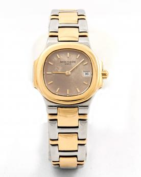 PATEK PHILIPPE - Nautilus women's watch, c.1992