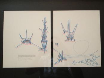 3322b46df6c Georges MATHIEU - Lithographie