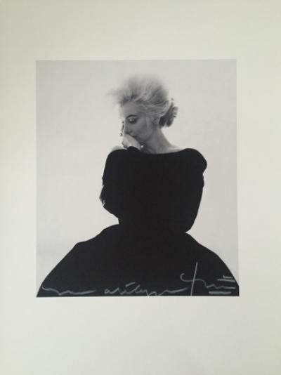 Bert STERN - Marilyn in Vogue, 1962