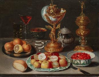 Osias BEERT the Younger (1622-1678) -