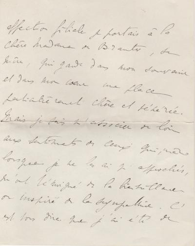 Marcel PROUST - Autograph letter signed following Goncourt award