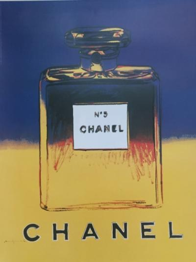ANDY WARHOL (after) - Chanel No5
