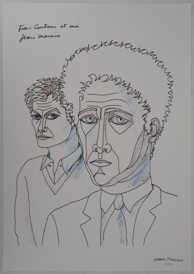9bc108d2bb7 Jean MARAIS - Jean Cocteau et moi