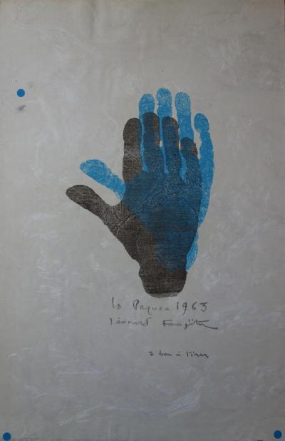 moderne lithographies peintures sculptures de salvador dali marc chagall bernard buffet