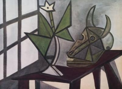 Pablo Picasso (after) - Still-life