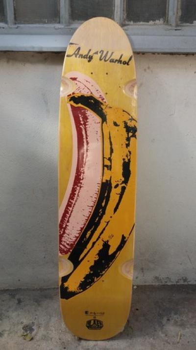 Alien Workshop - Iconic Collection, Andy Warhol, Bananas