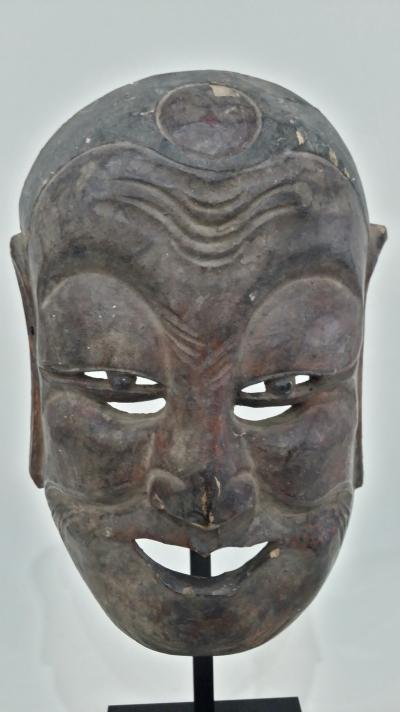NUO Dance Mask South West China