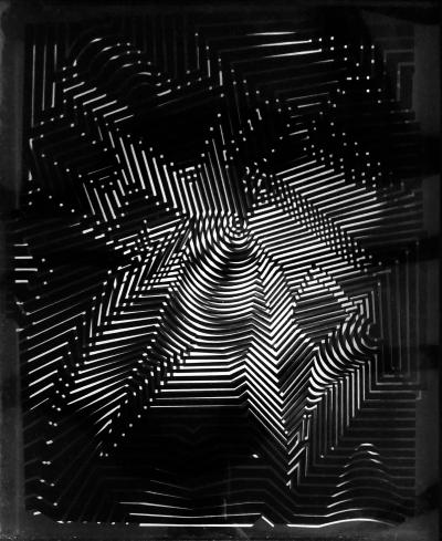 Victor Vasarely - Geometric Forms 1
