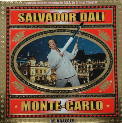 Salvador Dali - The album / Monte-Carlo of Draeger - Books