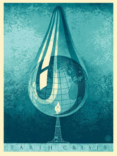 Earth Crisis Drop - Obey