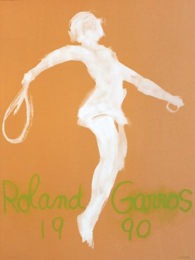 Roland Garros French Open 1990