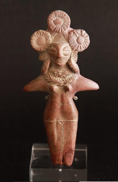 Mother Goddess of the Indus Valley