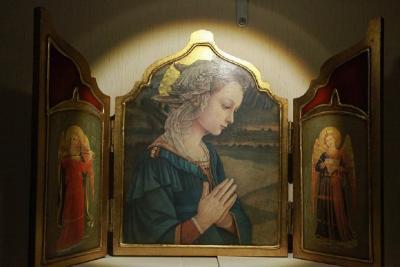 Triptyque Iconographie D Epoque Renaissance Classical Art