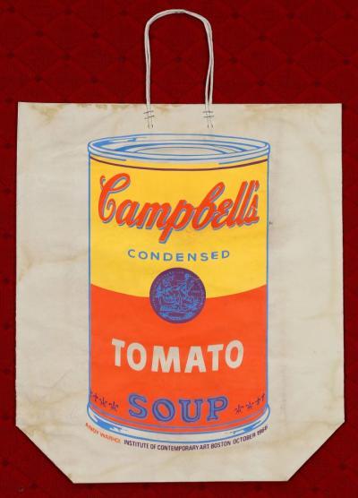 Modern Art Soup Can