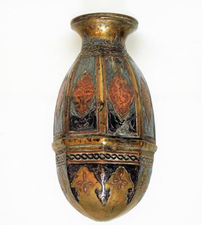 oriental de distribution dans Antique Doré 8 petits