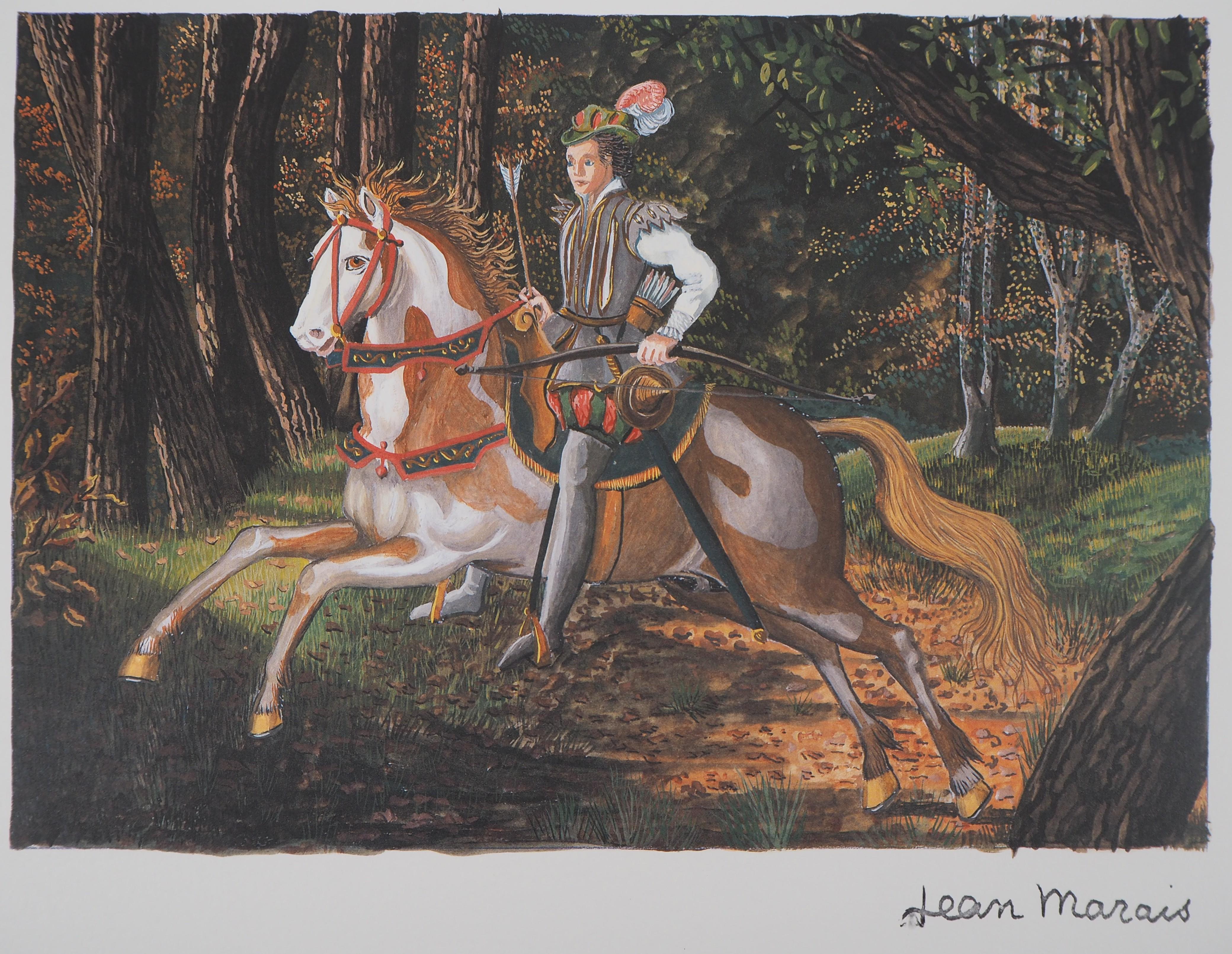 ef2c28328c1 Jean MARAIS - Le chevalier galant