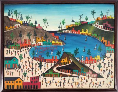 Kauf Verkauf Moderne Kunst Gemalde Prefete Duffaut Bewertet