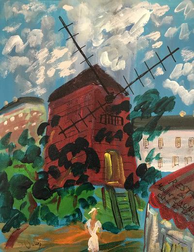 Kauf Verkauf Moderne Kunst Gemälde - Jean Wallis bewertet