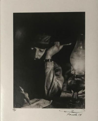 Fidel CASTRO: Photo numbered signed and dated Alberto KORDA