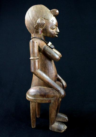 Statue from the Senoufo ethnicity, situated north Ivory Coast
