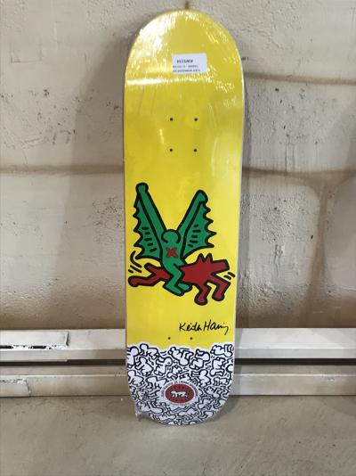 Alien workshop - Skate board Collector 1 Keith Haring, circa 2008