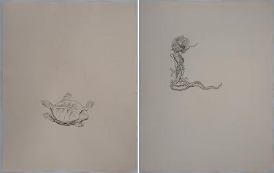 Art Animalier Sculptures, Tableaux, Lithographies Dessins