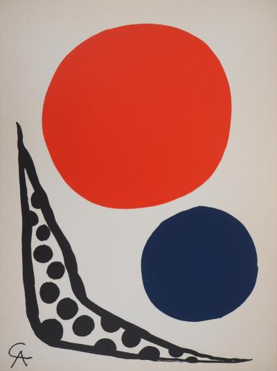 Buy posters and original lithographs by Alexander Calder