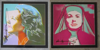 Andy Warhol Acheter Des Oeuvres Et Des Lithographies Marilynoriginales Signees