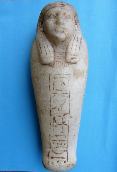 CHAOUBTI in veined alabaster (1991 to 1786 BC)